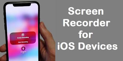 Screen Recorder for iOS