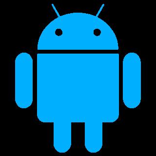 صور لوغو اندرويد شفافة للتصميم ،logo android