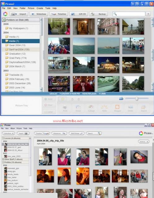 Picasa Latest Version Offline Installer Free Download For Windows