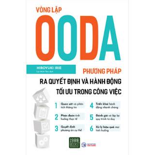 Vòng Lặp Ooda - Phương Pháp Ra Quyết Định Và Hành Động Tối Ưu Trong Công Việc ebook PDF EPUB AWZ3 PRC MOBI