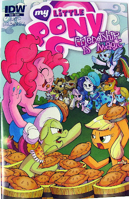 MLP:FiM comic #30, main cover