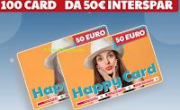 Logo Concorso '' Gioca con il trio del pulito '' e vinci 100 Card da 50€