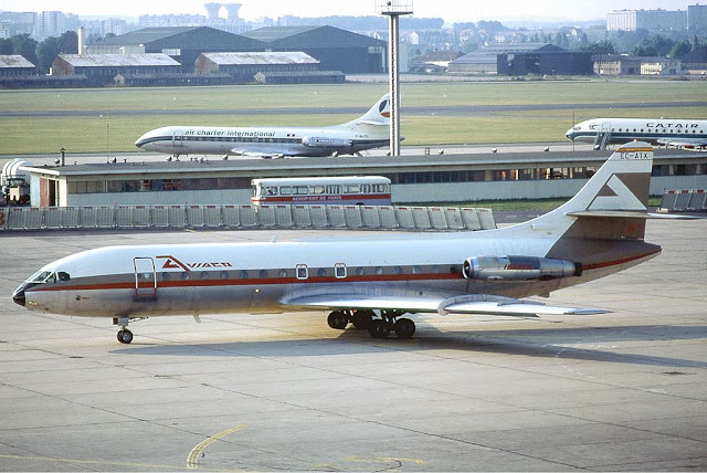 Vuelo 118 de Aviaco en 1973.