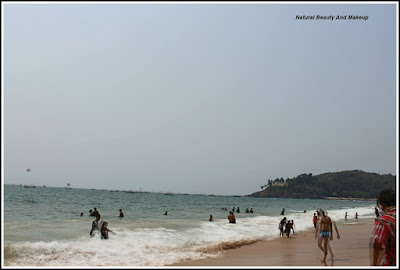 Baga Beach, North Goa