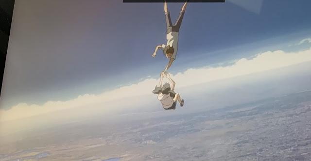 Makoto Shinkai 'Kelupaan' Menambahkan Gambar Awan Pada Visual Anime Weathering with You
