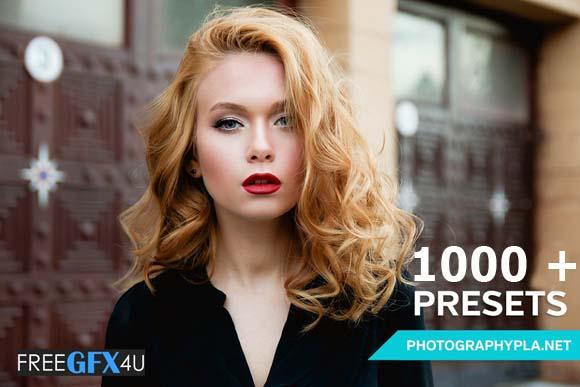 1000+ Lightroom Presets Bundle