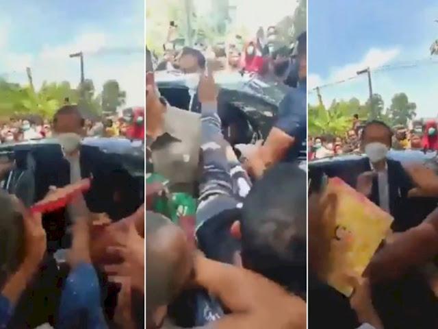 Video Jokowi Diduga Langgar Prokes, Mardani: Kasih Contoh, Jangan jadi Penyebab Kerumunan