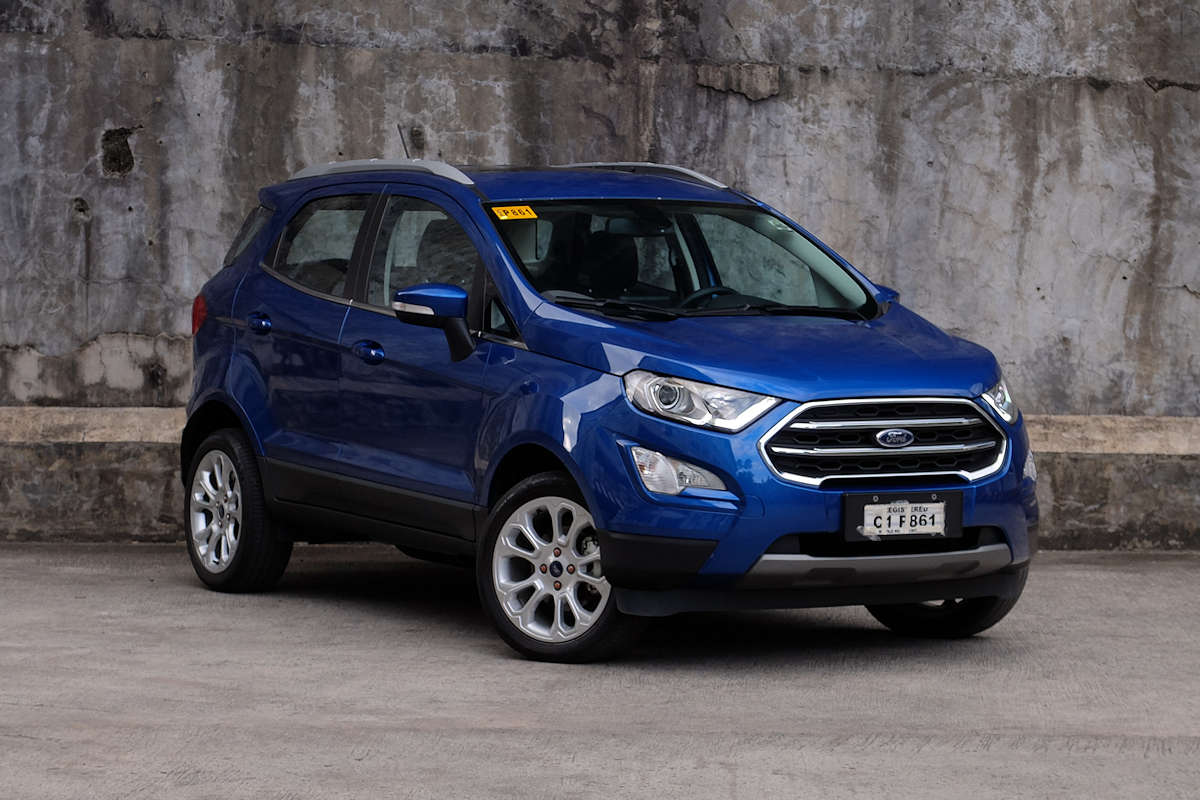review 2019 ford ecosport 1 0 ecoboost titanium. Black Bedroom Furniture Sets. Home Design Ideas