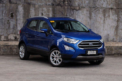 Ford Philippines Officially Launches 2019 Ecosport W 15 Photos