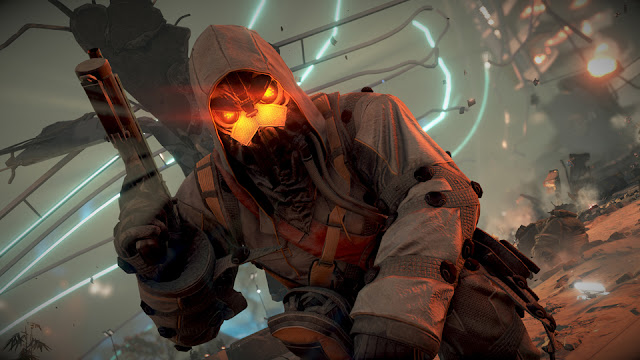 A Guerrilha Games engavetou a franquia em 2013 com Killzone: Shadow Fall, mas Hermen Hulst não sabe o que esperar do futuro.
