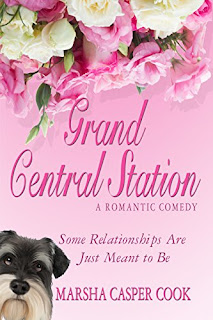 Grand Central Station by Marsha Casper Cook
