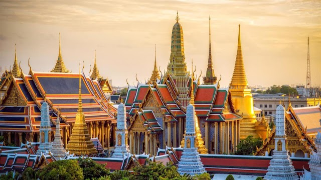 Bangkok topped the world's most attractive cities