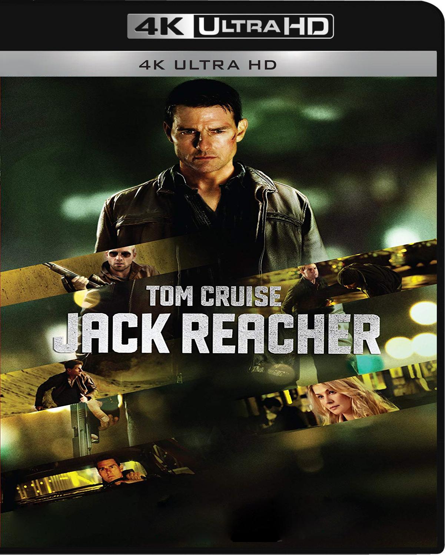 Jack Reacher [2012] [UHD] [2160p] [Latino – Castellano]