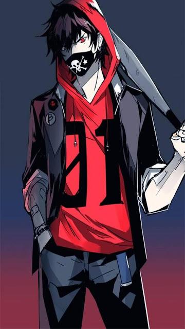 Anime-Boy-Single-Sad-Alone-Attitude-Ultra-HD-4K-Wallpaper-for-Mobile-Phone-DP-Image