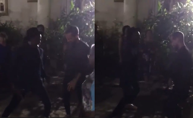 Twitter CEO, Jack Dorsey Seen Dancing 'Soapy' (Video)