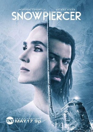 Snowpiercer 2020 WEBRip 2.7GB Hindi Dual Audio S01 Download 720p