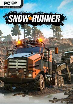 SnowRunner New Frontiers (PC)