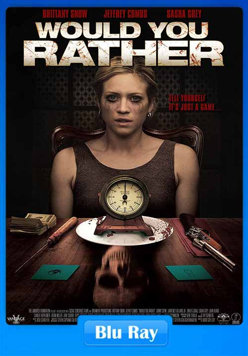 Would You Rather 2012 300MB Movie 480p BRRip x264