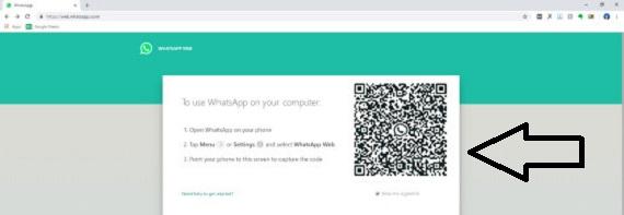Buka Situs WhatsApp Web di PC