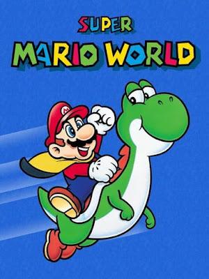 Capa do Super Mario World