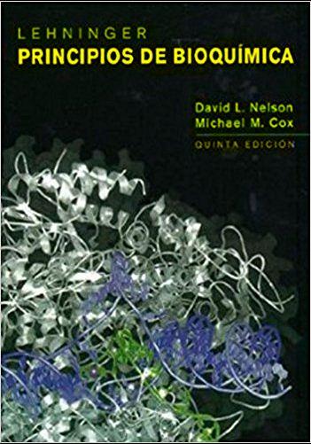 Libro Principios De Bioquimica De Lehninger 5ª Edición En Pdf Science