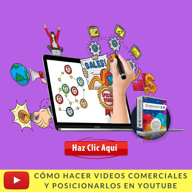 Cómo hacer videos comerciales