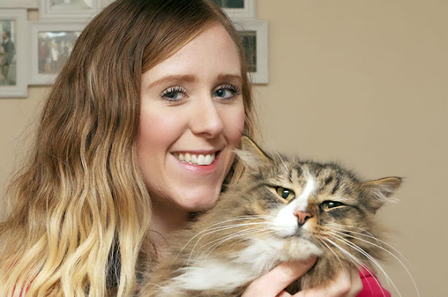 Missing Cat Found Twice His Original Size After Living In A Pet Food Factory For 14 Months