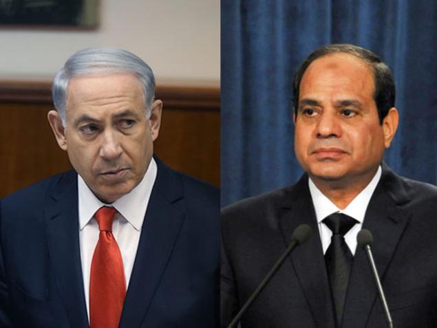 بيع غواصات  لمصر  بموافقة نتنياهو