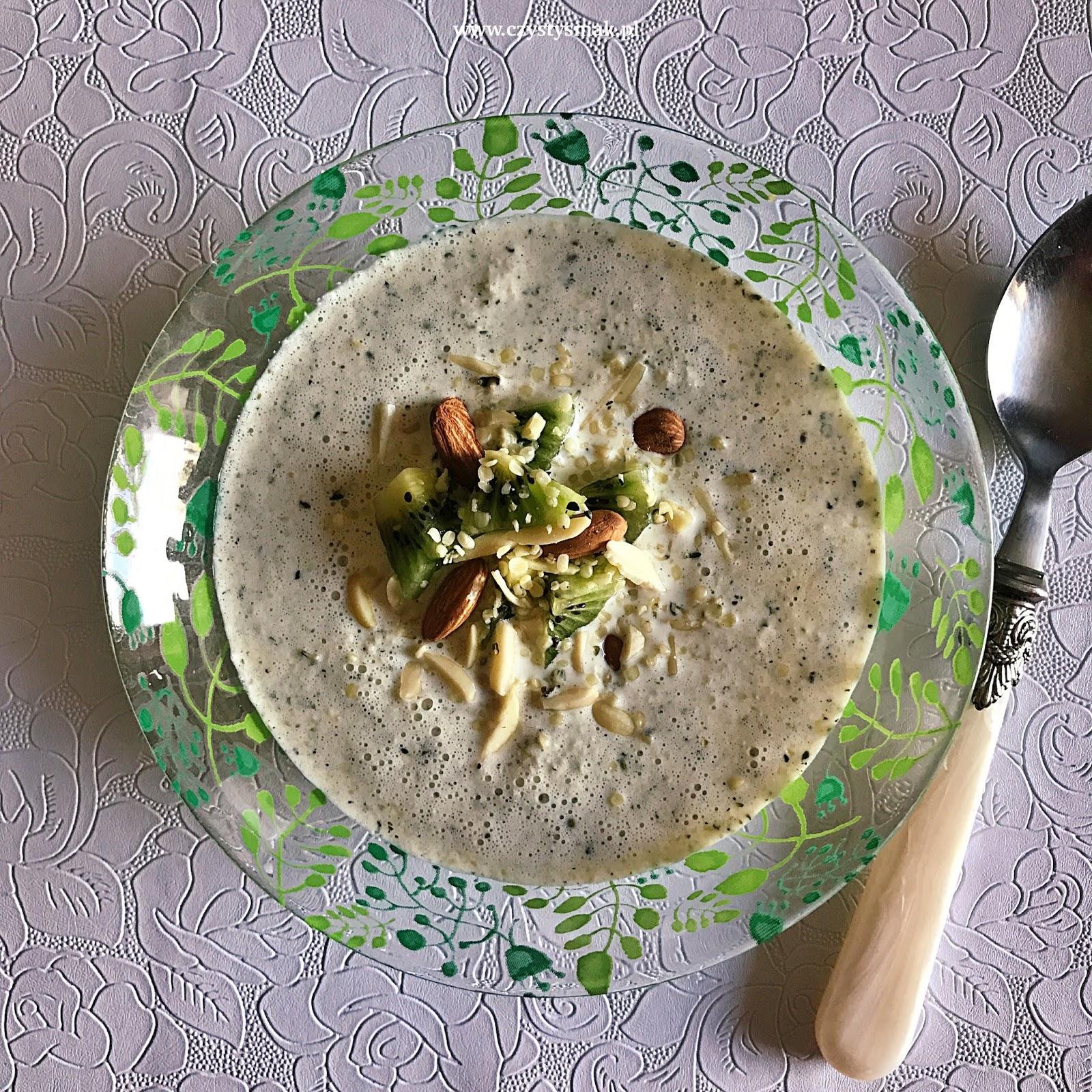 Konopianka czyli konopna zupa mleczna