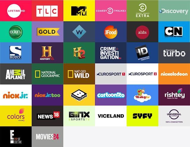 Samsung TV Plus - Channel List | Samsung US
