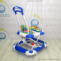 Alat Bantu Jalan Bayi Royal RY9389 Piano Musical Jumper