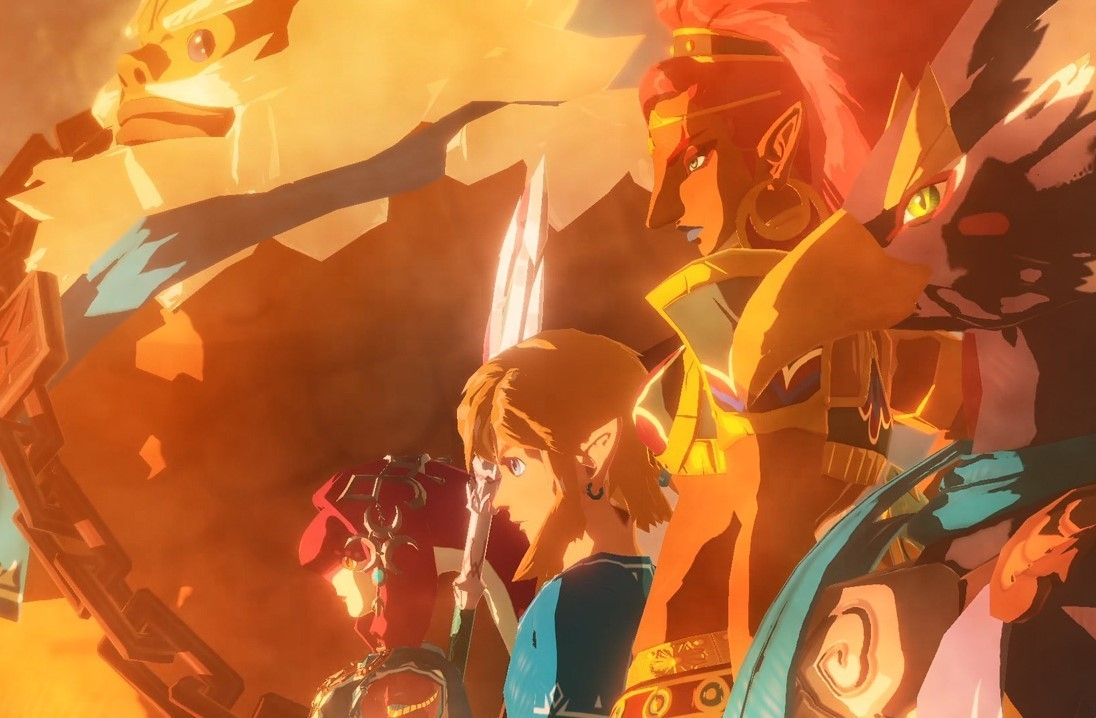 Review Hyrule Warriors Age Of Calamity Nintendo Switch Digitally Downloaded