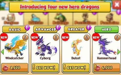 Dragon Mania Mod Apk Unlimited
