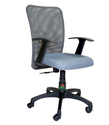 The Chair House Mesh Fabric Office Chair with Multi-Colors