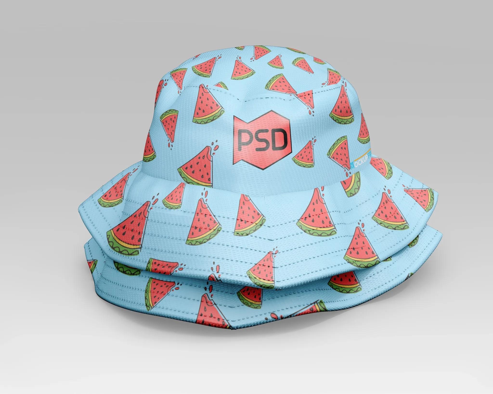 Bucket-hat-mockups