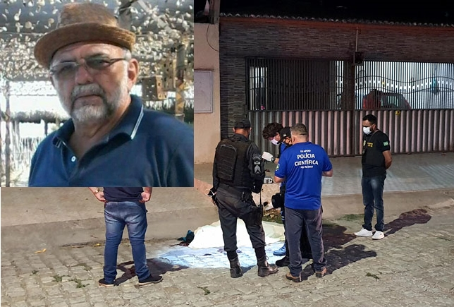 Funcionário da UFERSA é morto com um tiro durante assalto na Ilha de Santa Luzia em Mossoró