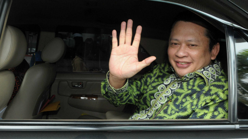 Ketua Komisi III DPR Bambang Soesatyo