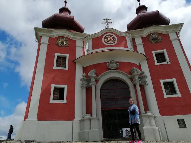 Najkrajšia kalvária na Slovensku?! Banská Štiavnica