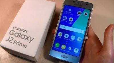 Hard Reset Samsung J2 Prime Termudah