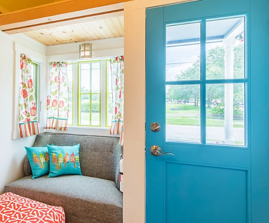 Tiny House Interior Decorating Ideas Beach Theme