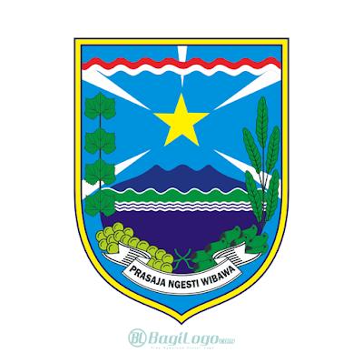 Kabupaten Probolinggo Logo Vector