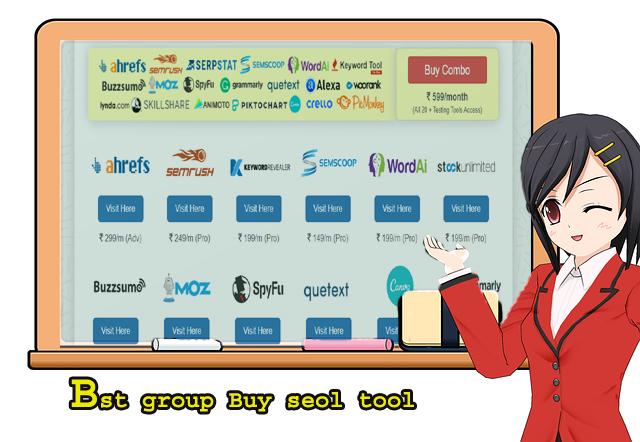 best group buy seo tool in india