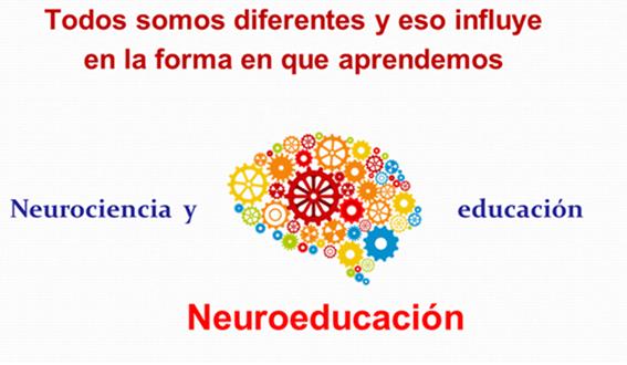 Resultado de imagen para Neurociencia y Educacion