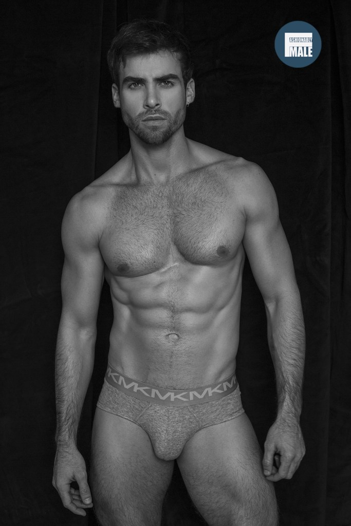 The Nude Series at Home: David Ortega shots by Francisco