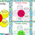 Word Problems in Addition, Subtraction, Multiplication, Division and Fraction in a Flower Graphic Organizer