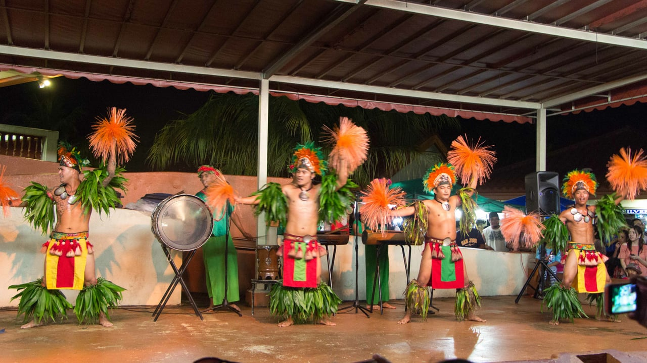 Tahiti Le Meridien Bora Bora: Tahitian dance|大溪地波拉波拉艾美酒店:大溪地舞