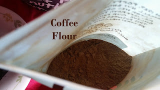 take a look at tis coffee flour it is yummy good in brownies try this recipes for loaded brownies