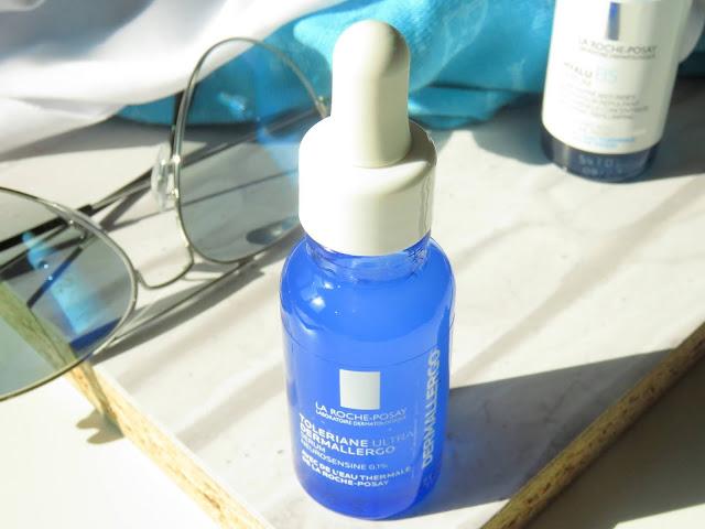 La  Roche-Posay Toleriane Ultra Dermallergo serum pre citlivu a alergicku plet