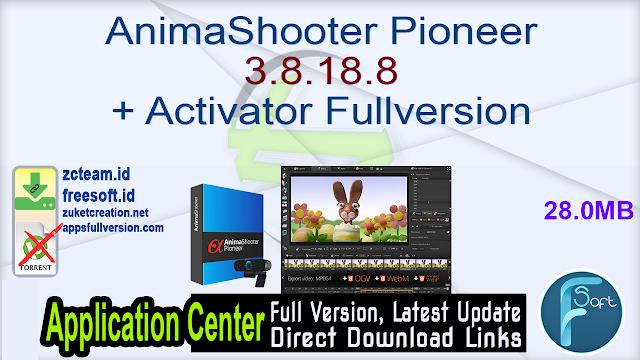 AnimaShooter Pioneer 3.8.18.8 + Activator Fullversion