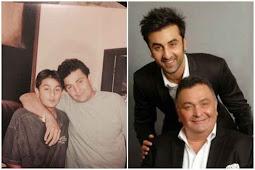 Veteran Actor Rishi Kapoor Passed away - Rare Pics of Rishi Kapoor